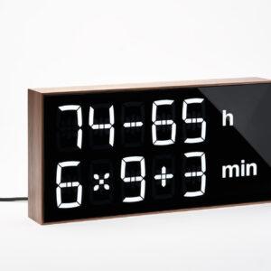 Albert Clock - die coole Mathematik-Uhr